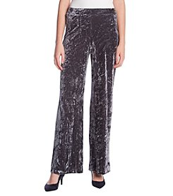 Kensie Crushed Velvet Pants