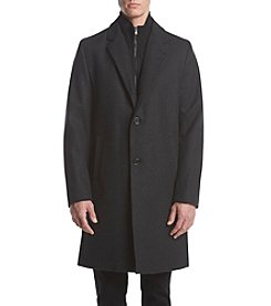 Michael Kors Men's Bib Topcoat