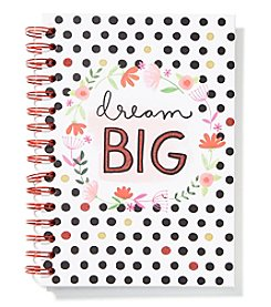 Tricoastal Dream Big Spiral Notebook