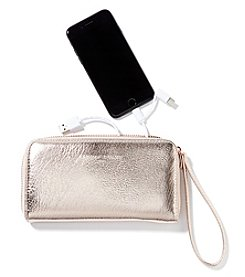 Adrienne Vittadini Charging Wallet