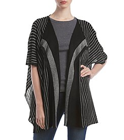 Collection 18 Pinstripe Cover Up