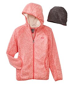 Hawke & Co. Girls' 7-16 Fleece Jacket