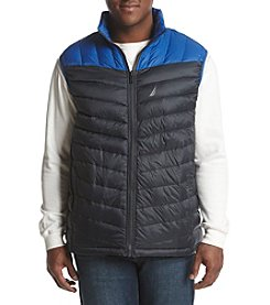 Nautica Men's Big & Tall Reversible Vest