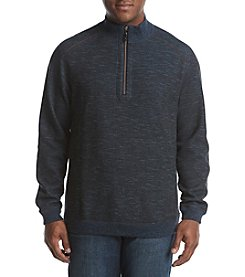 Tommy Bahama Men's Big & Tall Tall Flipsider Reversible Pullover