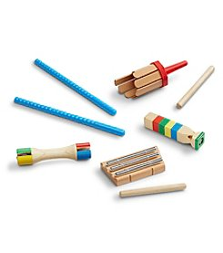 Melissa & Doug® Band-in-a-Box Chime! Whistle! Jingle! Set