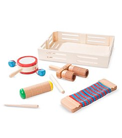 Melissa & Doug® Band-in-a-Box Drum! Click! Clack! Set
