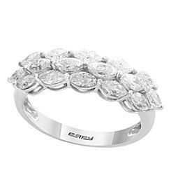 Effy Hematian by Effy 18K White Gold Band