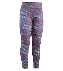 Under Armour Girls' 2T-6X Wordmark Leggings