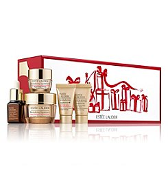 Estee Lauder Revitalize + Refine 5 Piece Collection for Travel or Trial
