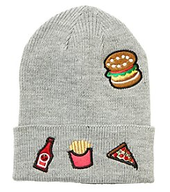 Zoe&Bella @BT Burgers And Fries Beanie