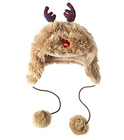 Collection 18 Reindeer Trapper Hat