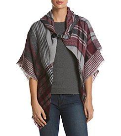 Collection 18 Tribecca Reversible Jacket Poncho