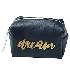 Jade & Deer Dream Cosmetic Loaf Case