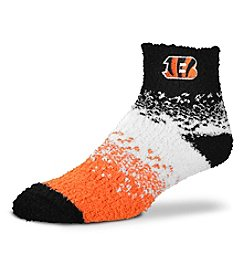 For Bare Feet NFL® Cincinnati Bengals Sleep Socks