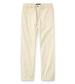 Polo Ralph Lauren Boys' 2T-20 Slim Fit Cotton Chino Pants