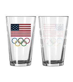 Boelter Brands Team USA Pint Glass