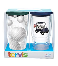 Tervis Set of 2 Golf Balls 24 oz. Tumblers