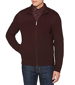 Perry Ellis Men's Zip Jacket