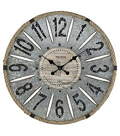 The Pomeroy Collection Portsmith Wall Clock