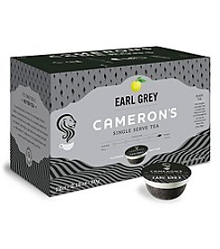 Cameron's Specialty Coffee Earl Grey Tea 12-ct. Single Serve Pods