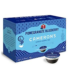 Cameron's Specialty Coffee Pomegranate Blueberry Tea 12-ct. Single Serve Pods