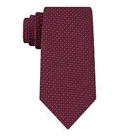 John Bartlett Men's Small Square Neat Tie