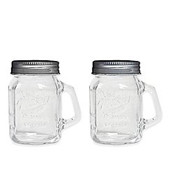 Mason Craft & More Mason Salt and Pepper Shakers