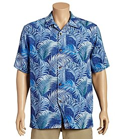 Tommy Bahama Men's Big & Tall Garden Of Hope And Courage Camp Shirt