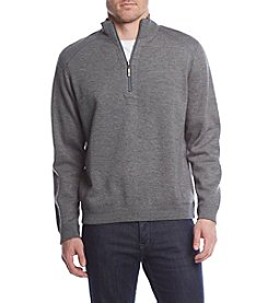 Tommy Bahama Men's Big & Tall Flipsider Reversible Pullover