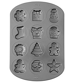 Wilton Bakeware Holiday Icon Cookie Pan