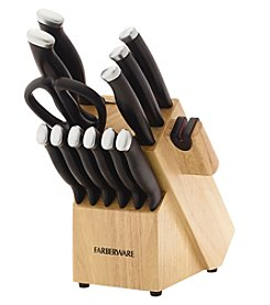 Farberware Edgekeeper Classic 15-pc. Cutlery Set