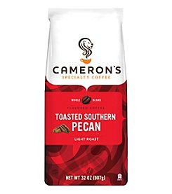Cameron's Specialy Coffee 2-lb. Bag of Whole Bean Toasted Southern Pecan Coffee
