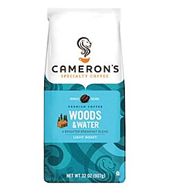 Cameron's Specialy Coffee 2-lb. Bag of Whole Bean Woods & Water Coffee