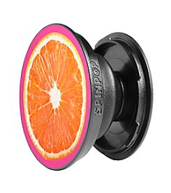 Spin Pop Orange Slice Phone Holder