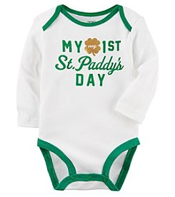 Carter's My First St Paddy's Day Bodysuit