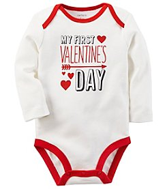 Carter's My First Valentines Day Bodysuit
