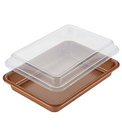 Ayesha Curry Cake Pan And Lid
