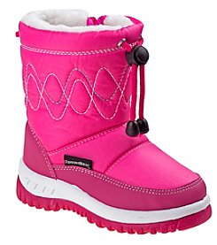 Rugged Bear® Girls' Snow Boots