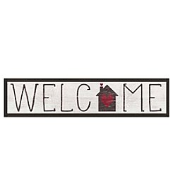 New View Welcome Sign