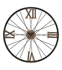 Sterling Iron Wall Clock