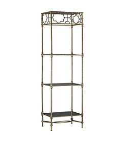 Sterling Metal Frame Shelving Rack