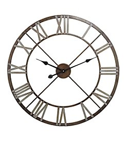 Sterling Open Centre Iron Wall Clock