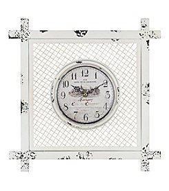 Sterling Vintage Style Clock