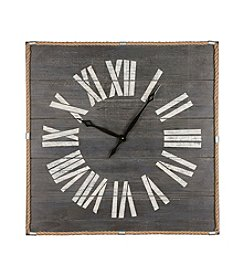 Sterling Rum Cay Wall Clock