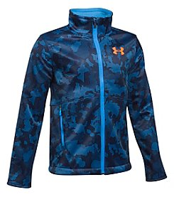 Under Armour Boys' 6-16 CGI Softershell Jacket