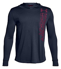 Under Armour Boys' 8-20 Textured Tech Hoodie