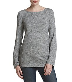Max Studio Edit Marled Sweatshirt