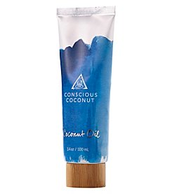 Conscious Coconut Oil, 3.4 oz.