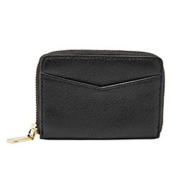 Fossil RFID Mini Zip Card Case