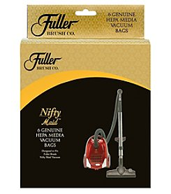 Fuller Brush Co. 6-pack Tiny Maid HEPA Media bags